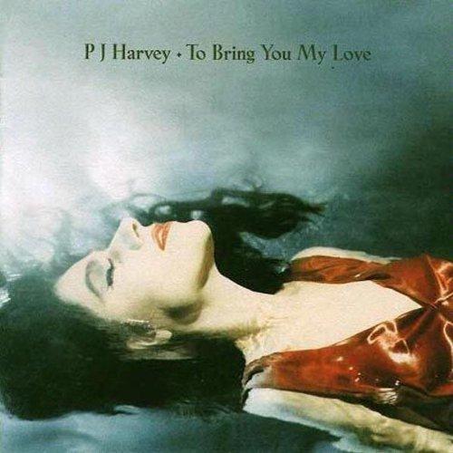 PJ Harvey, To Bring You My Love, naranča, naranča blog, glazba, glazbeni esej