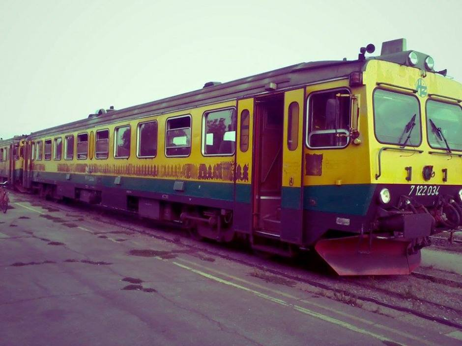 hž, vlak, vlakovi, naranča blog