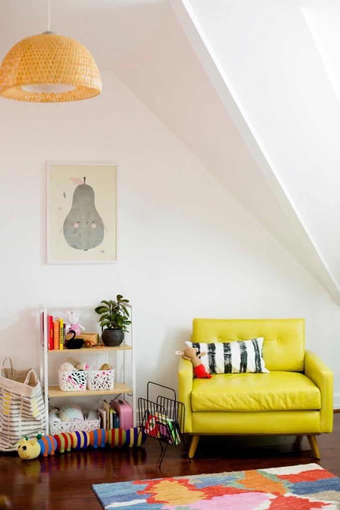 žuti detalji, naranča blog