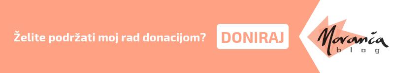 Naranča blog | Želite podržati moj rad donacijom?