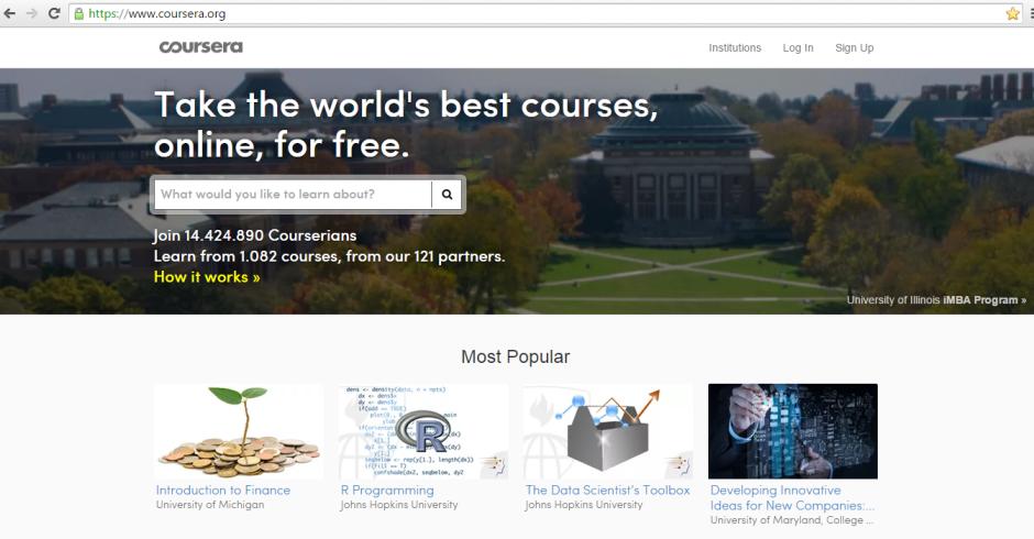 naranča, Internet, web, online, online studiranje, online obrazovanje, obrazovanje, učenje, tečajevi, online tečajevi, programiranje, Coursera, Codecademy, besplatno, besplatno obrazovanje, obrazovna platforma, online servis, programski jezik, izrada web stranice