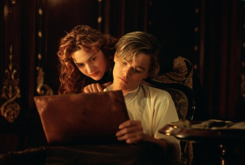 Titanic, Rose, Jack, ljubav, ideali, velike ljubavi