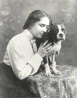 naranča, naranča blog, Helen Keller, nastojanja i neodustajanja