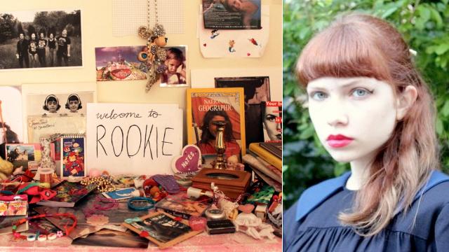 naranča, naranča blog, tavi gevinson, moda, feminizam, teen, žene koje volim