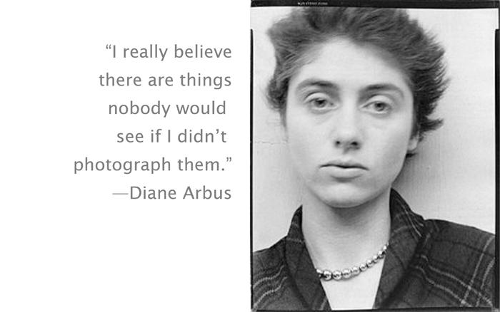 Diane Arbus i stvarnost kakvu nemamo hrabrosti gledati / fotografija