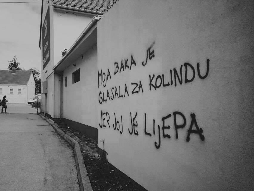 Grafiti - grad živi i promišlja / Naranča blog