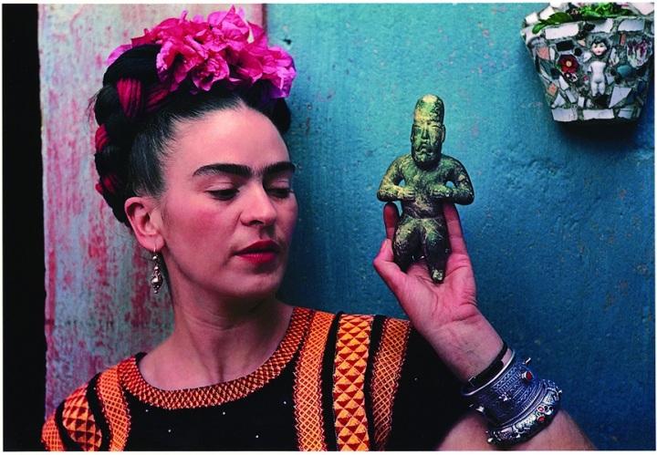 Žene koje volim: Frida Kahlo / Naranča blog