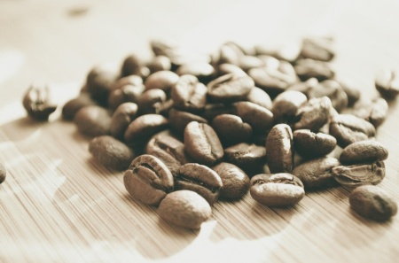 O ispijanju kave / Naranča blog