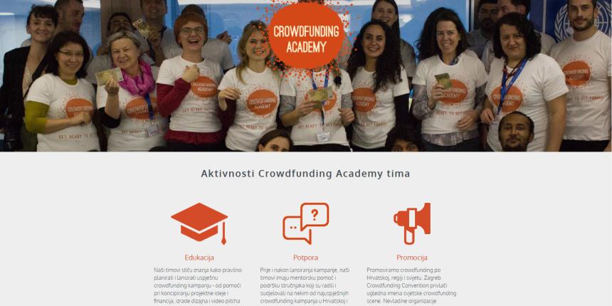 Što je crowdfunding / Naranča blog