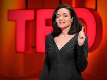 Ustrajnost, Sheryl Sanberg / Naranča blog