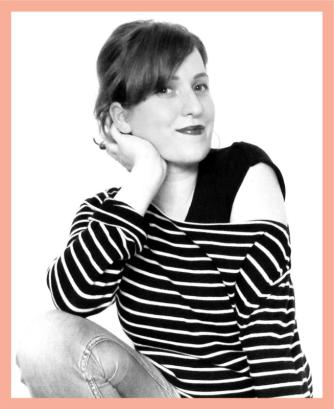 Ivana Gložić, Naranča blog